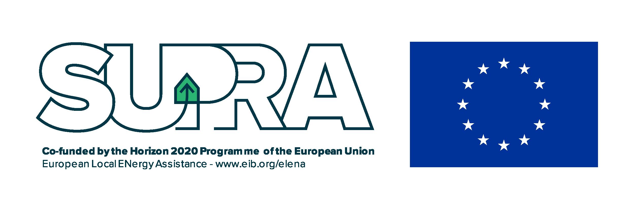 Stekr - SUPRA - renovatiecoach - Europese Unie